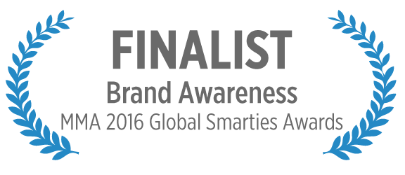 Mobile Marketing Association Global Smarties Awards Winners 2016 Mobile Advertising
