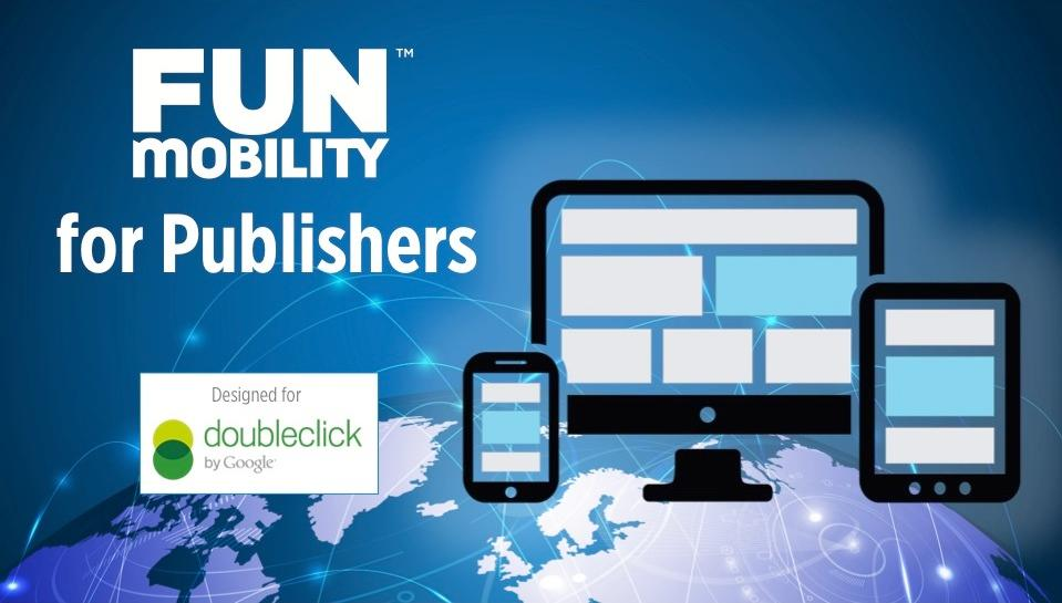 FunMobility for Publishers